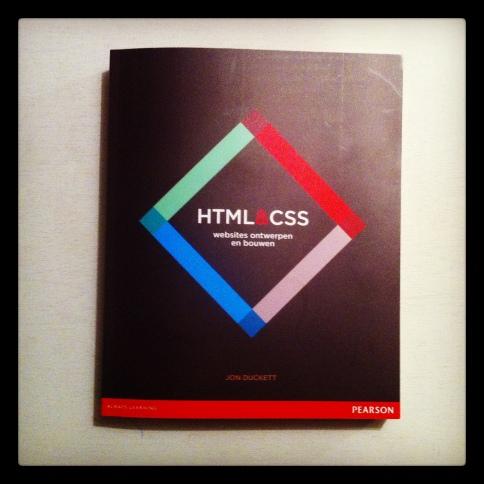 HTML & CSS door Jon Duckett