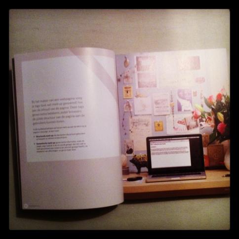 Boek Jon Duckett over HTML en CSS