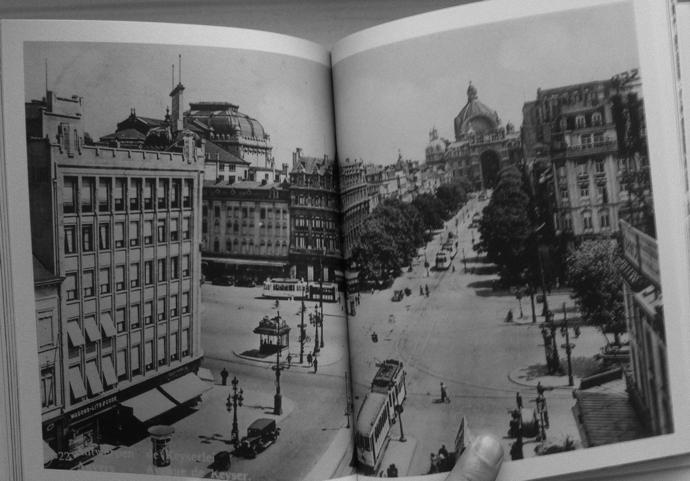 foto uit het boek t stad van vroeger