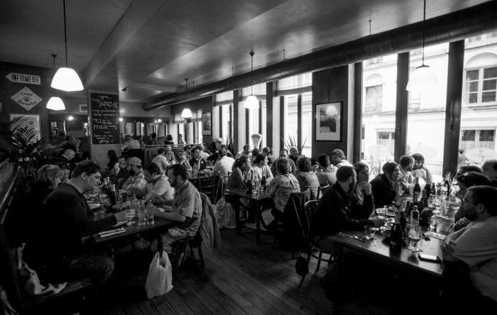Restaurant de 7 Schaken