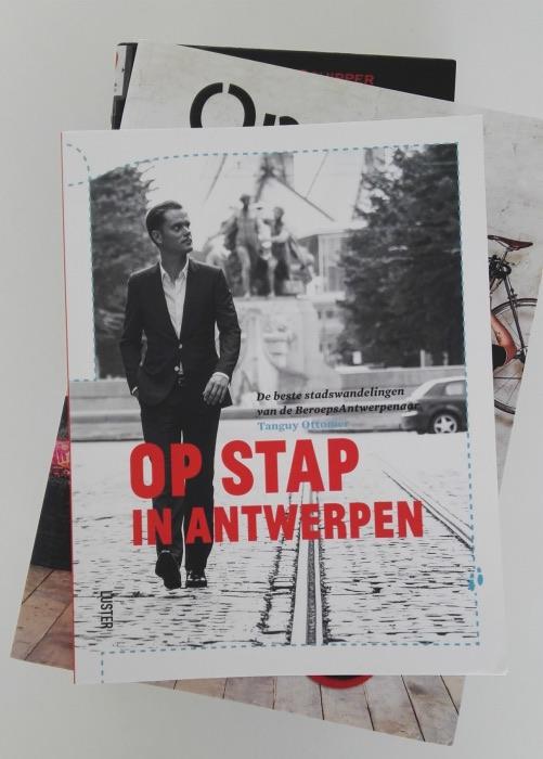 Op stap in Antwerpen - Tanguy Ottomer