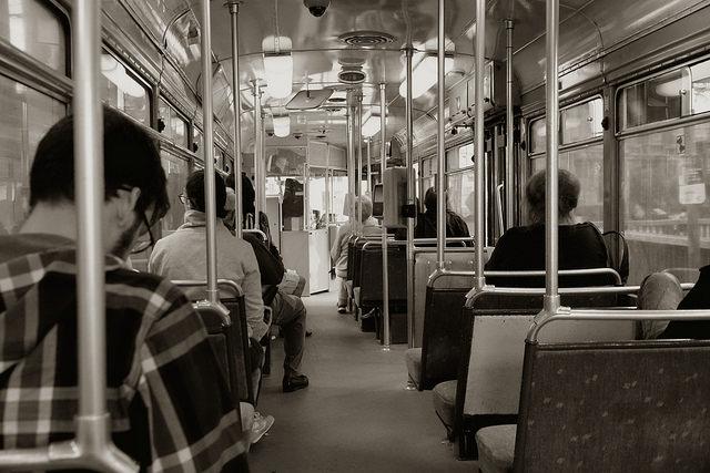 Met de tram door Antwerpen