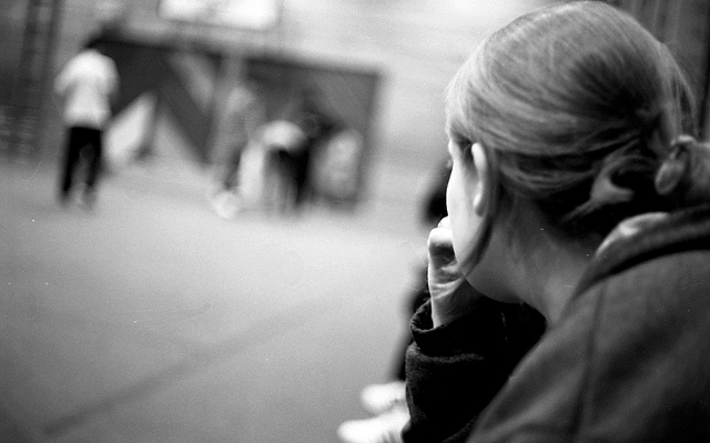 spanning en zenuwen