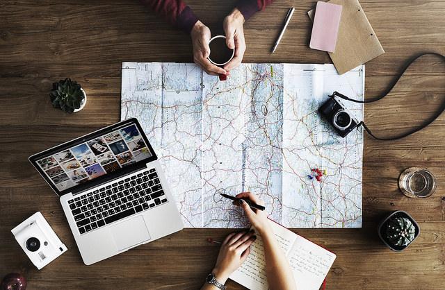 reisblog lijst met onderwerpen