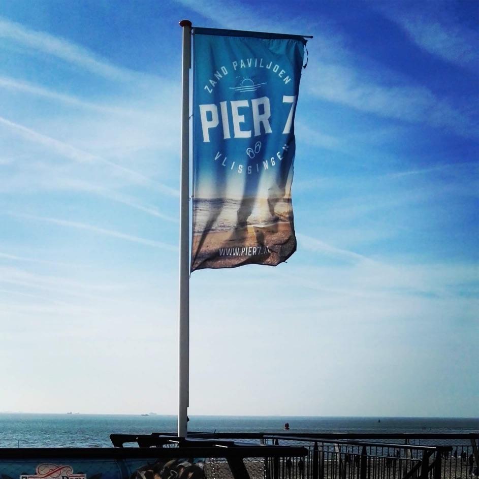 Pier 7 in Vlissingen