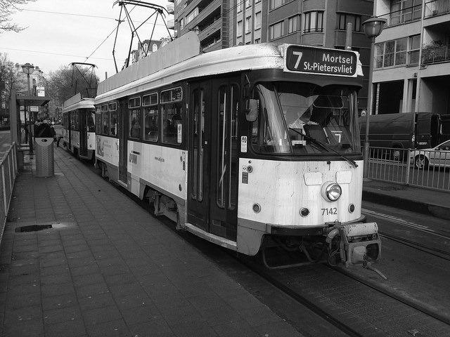 Tram PCC Antwerpen - Foto: Andrew Nash CC BY-SA 2-0