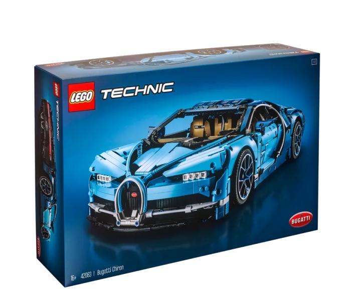 Lego Technic Bugatti