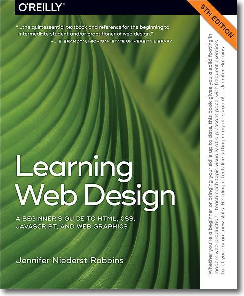 learning webdesign