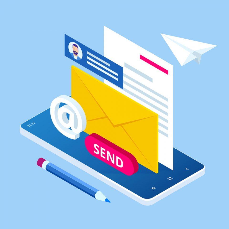 Uitleg, wat is een email service provider